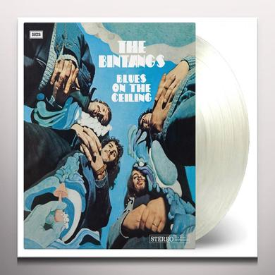 BINTANGS BLUES ON THE CEILING Vinyl Record - Clear Vinyl, Limited Edition, 180 Gram Pressing
