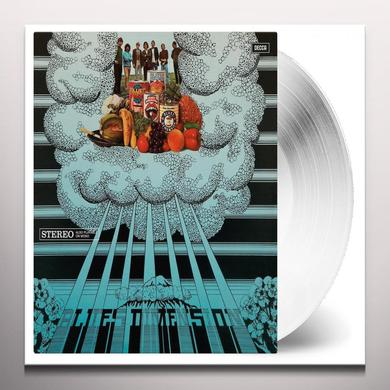 BLUES DIMENSION Vinyl Record - Limited Edition, 180 Gram Pressing, White Vinyl