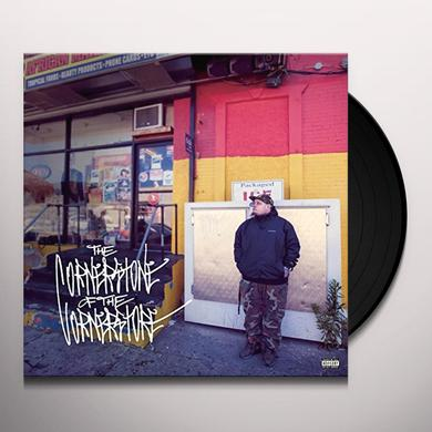 Vinnie Paz CORNERSTONE OF THE CORNER STORE Vinyl Record