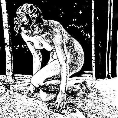 WTCHS SHE WALKS, SHE CREEPS Vinyl Record