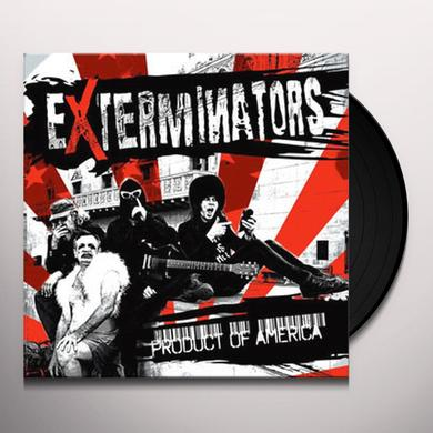 EXTERMINATORS PRODUCT OF AMERICA Vinyl Record - Limited Edition