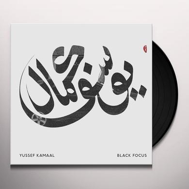 KAMAAL,JUSSUF BLACK FOCUS Vinyl Record