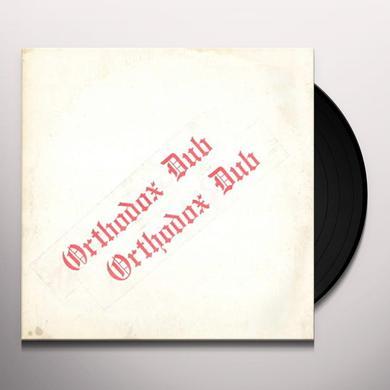 Errol Brown ORTHODOX DUB Vinyl Record