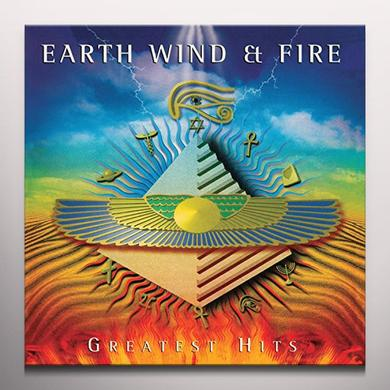 Earth Wind & Fire GREATEST HITS Vinyl Record