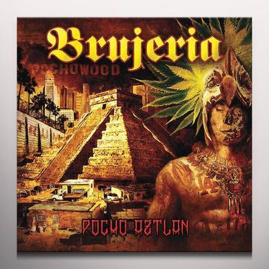 Brujeria POCHO AZTLAN Vinyl Record - Black Vinyl, Colored Vinyl, Gatefold Sleeve
