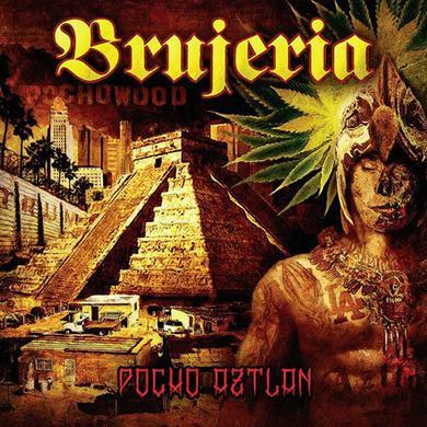 Brujeria POCHO AZTLAN Vinyl Record