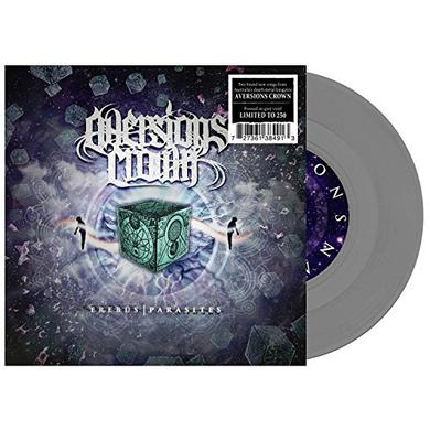 Aversions Crown EREBUS / PARASITES (GREY) Vinyl Record