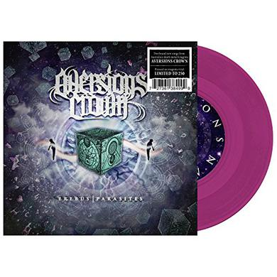 Aversions Crown EREBUS / PARASITES (MAGENTA) Vinyl Record