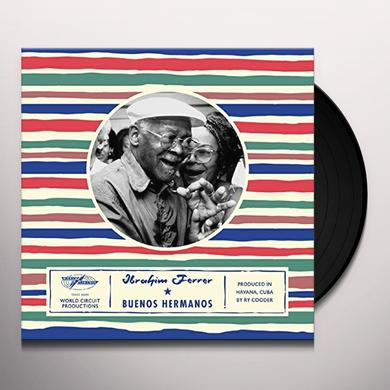 IBRAHIM FERRER BUENOS HERMANOS Vinyl Record