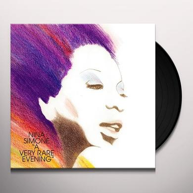 Nina Simone VERY RARE EVENING Vinyl Record