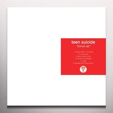 teen suicide BONUS EP Vinyl Record