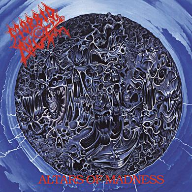 Morbid Angel ALTARS OF MADNESS Vinyl Record