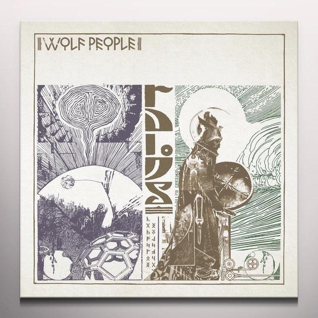 Wolf People RUINS Vinyl Record - Clear Vinyl