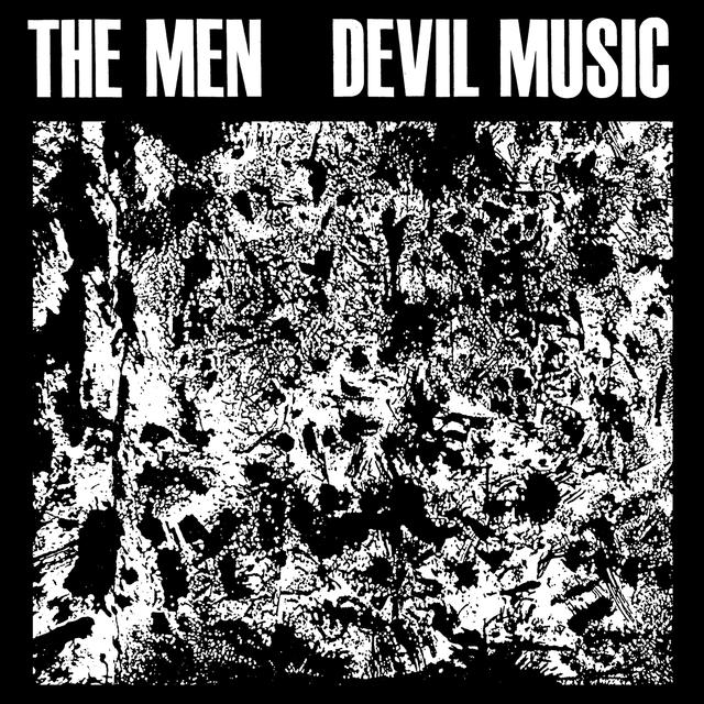Men DEVIL MUSIC Vinyl Record