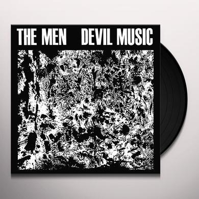 Men DEVIL MUSIC Vinyl Record