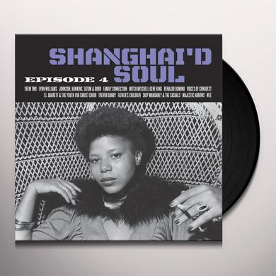 SHANGHAI'D SOUL: EPISODE 4 Vinyl Record