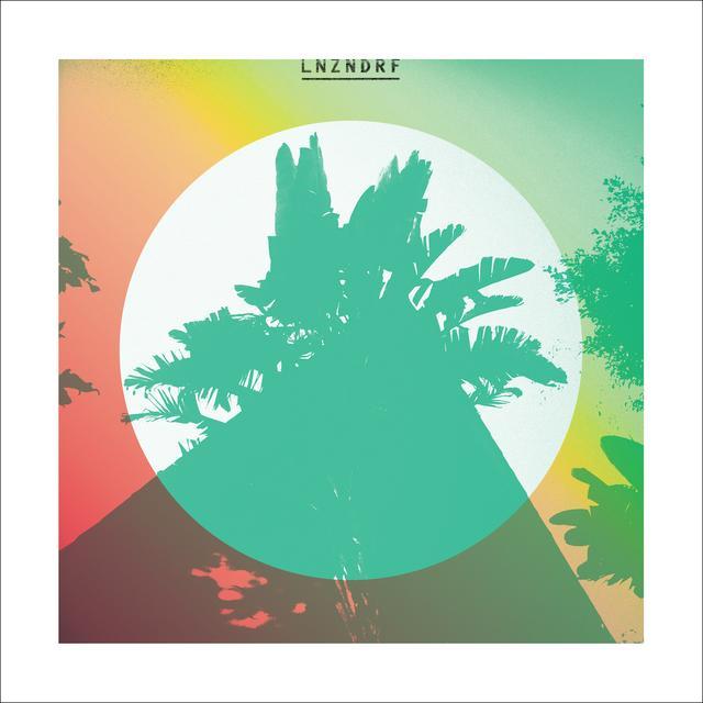 LNZNDRF GREEN ROSES Vinyl Record