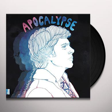APOCALYPSE: BILL CALLAHAN TOUR FILM BY HANLEY BSAK Vinyl Record