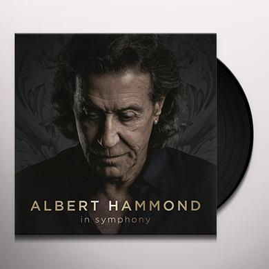 Albert Hammond IN SYMPHONY Vinyl Record