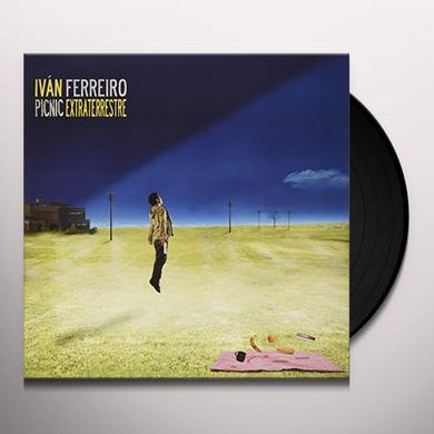 Ivan Ferreiro PICNIC EXTRATERRESTRE Vinyl Record
