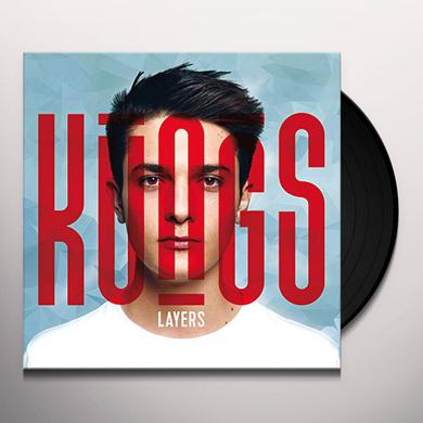 Kungs LAYERS Vinyl Record