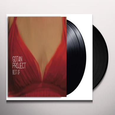Gotan Project BEST OF Vinyl Record