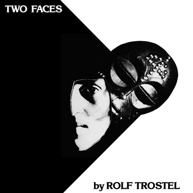 TROSTEL,ROLF TWO FACES Vinyl Record