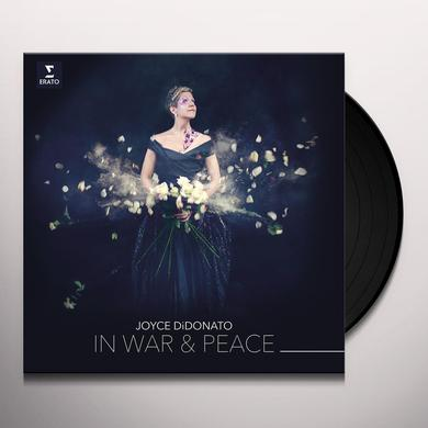 Joyce Didonato IN WAR & PEACE: HARMONY THROUGH MUSIC Vinyl Record
