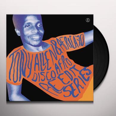 Tony Allen & Africa 70 HUSTLER (DISCO AFRO REEDITS SERIES) Vinyl Record