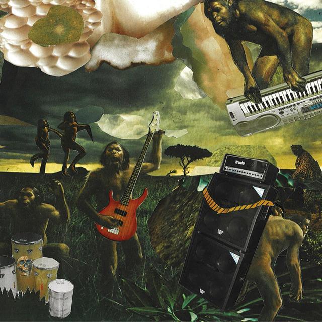 LOS LICHIS DOG Vinyl Record