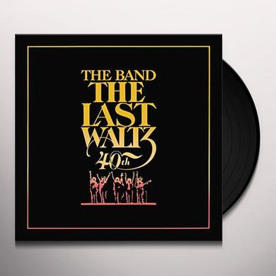 The Band LAST WALTZ (40TH ANNIVERSARY EDITION) Vinyl Record