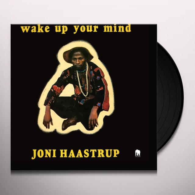 HAASTRUP,JONIWAKE UP YOUR MIND WAKE UP YOUR MIND Vinyl Record - Gatefold Sleeve, Deluxe Edition