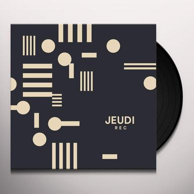 Javier Orduna FOOL AGAIN Vinyl Record