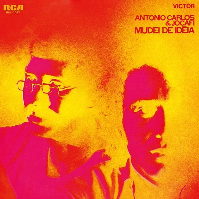 CARLOS,ANTONIO & JOCAFI MUDEI DE IDEIA Vinyl Record
