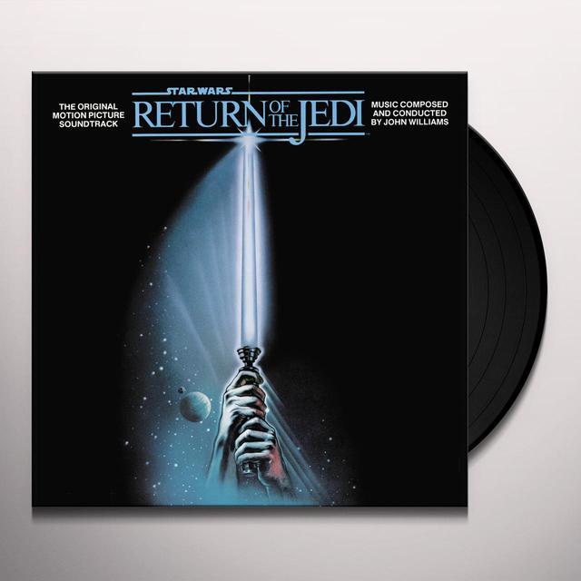 WILLIAMS,JOHN (COLV) (GOLD) (OGV) STAR WARS: EPISODE VI - RETURN OF THE JEDI / O.S.T Vinyl Record