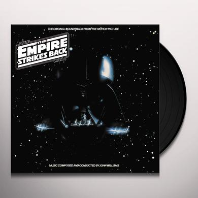 John Williams STAR WARS: EPISODE V - EMPIRE STRIKES BACK / O.S.T Vinyl Record