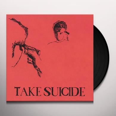 FLO & ANDREW TAKE SUICIDE Vinyl Record