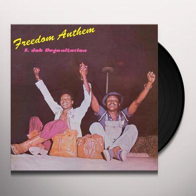 S.JOB ORGANIZATION FREEDOM ANTHEM Vinyl Record