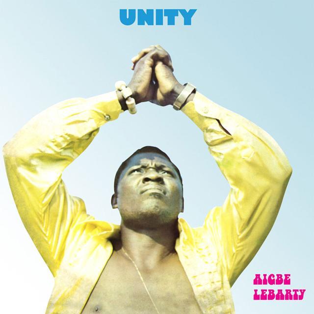 LEBARTY,AIGBE UNITY Vinyl Record
