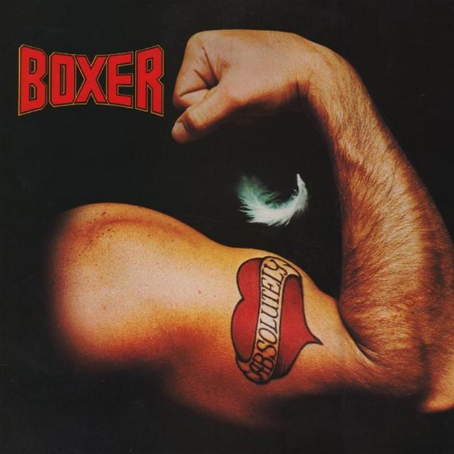 Boxer ABSOLUTELY Vinyl Record