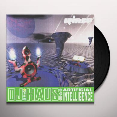 DJ Haus ARTIFICIAL INTELLIGENCE Vinyl Record