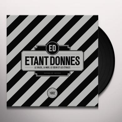 ETANT DONNES LE SOLEIL, LA MER LE COEUR ET LES ETOILES Vinyl Record