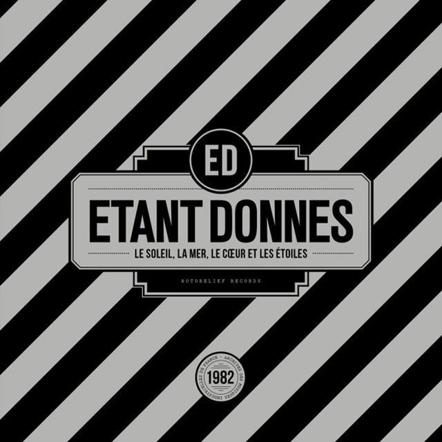 ETANT DONNES LE SOLEIL LA MER LE COEUR ET LES ETOILES Vinyl Record - Colored Vinyl