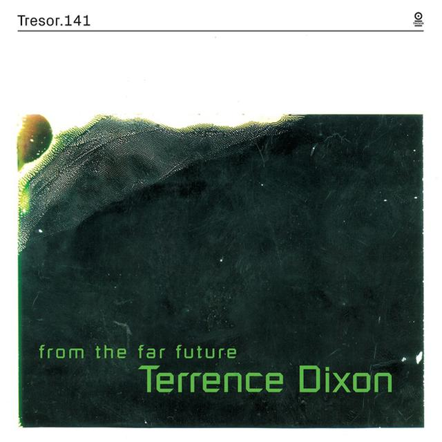 Terrence Dixon FROM THE FAR FUTURE (WSV) Vinyl Record