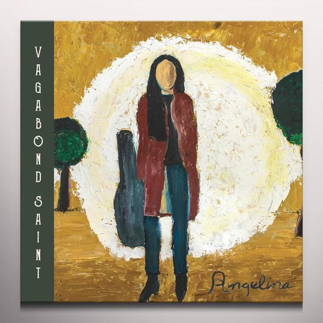 angelina VAGABOND SAINT Vinyl Record - Colored Vinyl