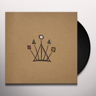 Joseph Allred FIRE & EARTH Vinyl Record
