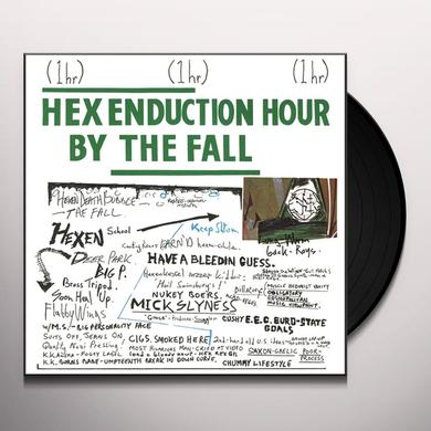 Fall HEX ENDUCTION HOUR Vinyl Record