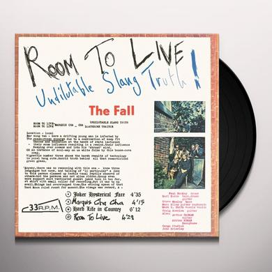 Fall ROOM TO LIVE Vinyl Record