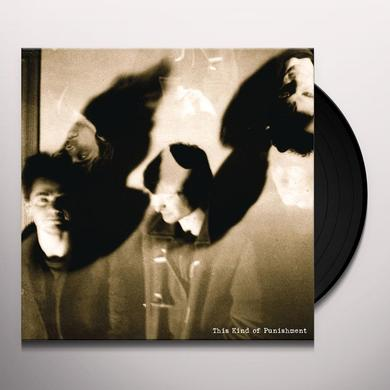 This Kind Of Punishment RADIO SILENCE Vinyl Record