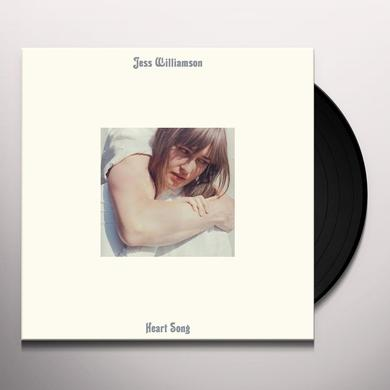 Jess Williamson HEART SONG Vinyl Record
